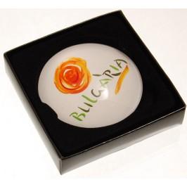 Сувенирна магнитна фигурка - лого България