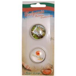 Сувенирни магнитни фигурки - Балчик и лого България