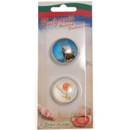 Сувенирни магнитни фигурки - Несебър и лого България