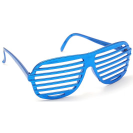 Карнавални очила - тип полицейски с решетка