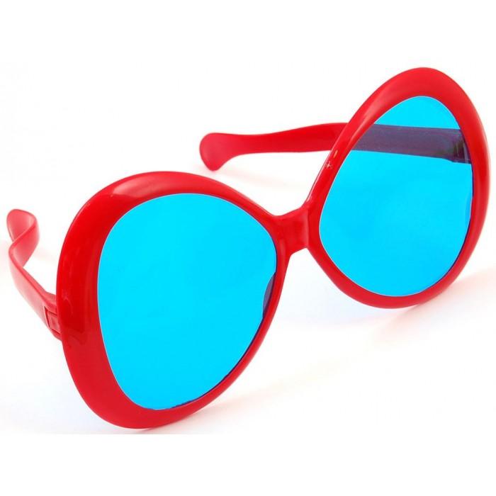 Карнавални очила - дамски - големи