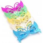 Карнавални очила - пеперуда