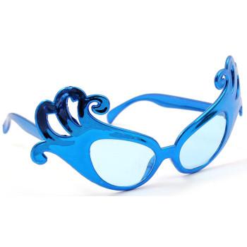 Карнавални очила - тип домино