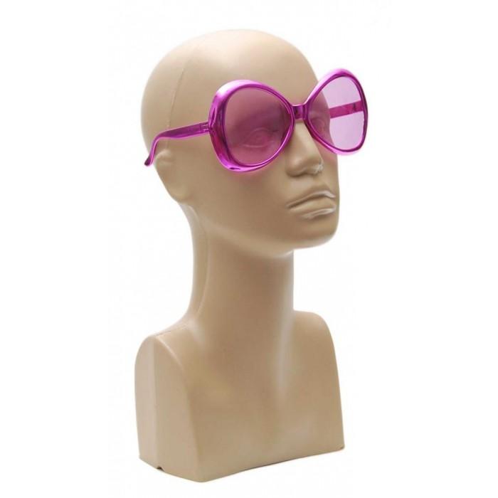 Карнавални очила, тип голям бъбрек