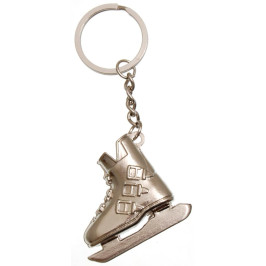 Сувенирен метален ключодържател - кънка
