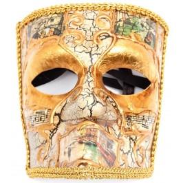 Декоративна фигура - маска - снимки от Венеция