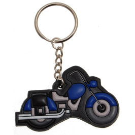 Сувенирен гумен ключодържател - мотор