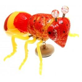 Сувенирна фигурка с магнит - мравка - 8