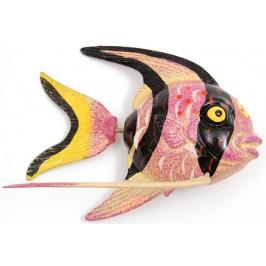 Сувенирна фигурка с магнит - риба - 11см