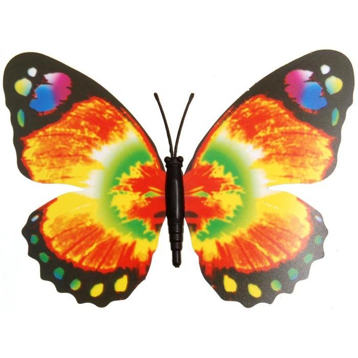 Декоративна фигурка пеперуда с магнит