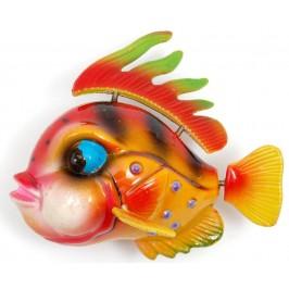 Сувенирна фигурка с магнит - риба - 8