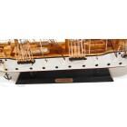 Сувенирен ветроходен кораб - макет, ръчно изработен прецизно в детайли