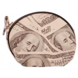 Портмоне с ключодържател с десен - щатски долари