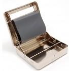 Стилна метална табакера за тютюн и цигари