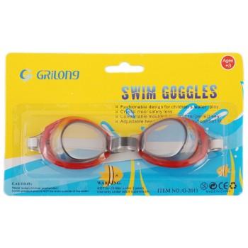 Стилни очила за плуване, изработени от PVC материал