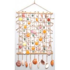 Сувенирно пано - мрежа, декорирана с миди