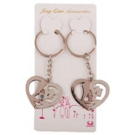 Сувенирни метални ключодържатели - 2бр