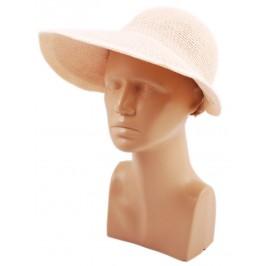 Дамска шапка с голяма козирка