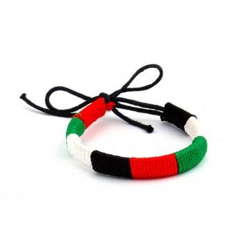Сувенирна гривна с цветовете на българското знаме