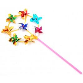 Вятърна въртележка със седем перки