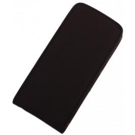 Калъф за телефон i PHONE 5 с капак, изработен от изкуствена кожа