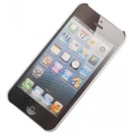 Модерен, тънко стенен калъф за i PHONE 5, който се прикрепва за задната част на телефона