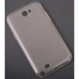 Калъф за телефон Samsung Note2 - бял