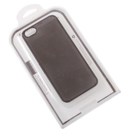 Калъф за телефон метален за iPHONE 5 - черен