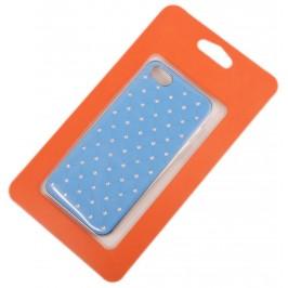 Модерен, тънкостенен калъф за i PHONE 5, който се прикрепва за задната част на телефона