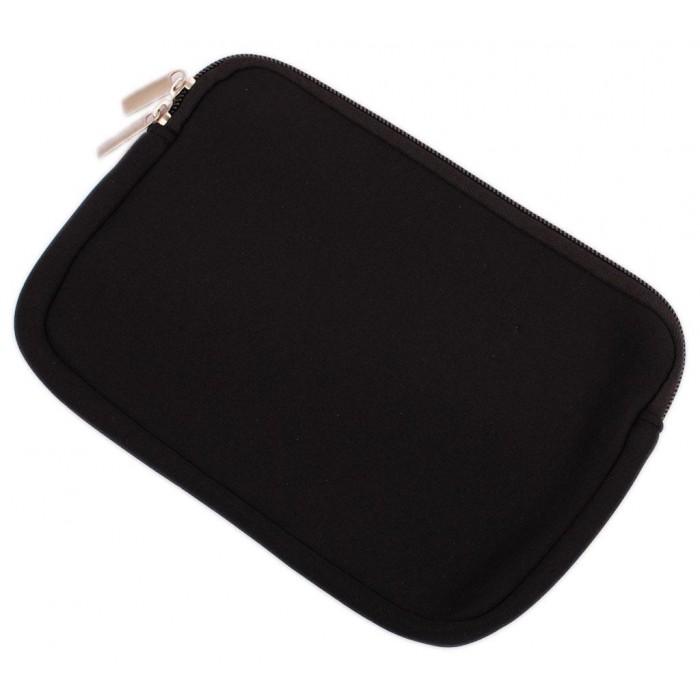 Калъф за таблет IPad 7 инча, изработен от текстил - черен