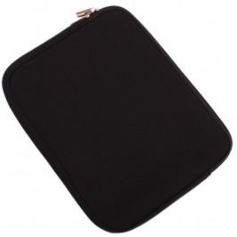 Калъф за таблет IPad 10 инча, изработен от текстил - черен