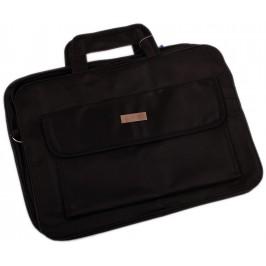 Чанта за лаптоп, оборудвана с отделения за периферия, захранванщи кабели и уплътнена вътрешност за по-добро предпазване