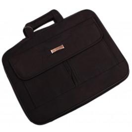 Чанта за лаптоп 14 инча с две допълнителни отделения - за аксесоарите на вашия компютър и регулируема презрамка за лесно и удобно носене