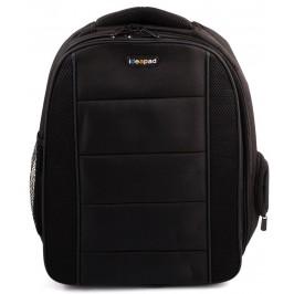 Раница за лаптоп с два джоба, уплътнена вътрешност за по-добро предпазване