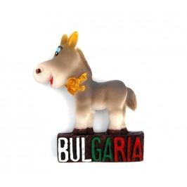 Декоративна фигурка с магнит във формата на магаре - България