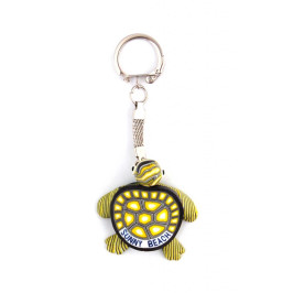 Ключодържател гумена фигурка - костенурка