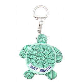 Ключодържател с фигурка - костенурка