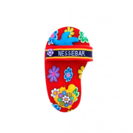 Цветна магнитна фигурка - джапанка