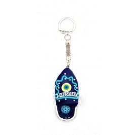 Сувенирен цветен ключодържател - чехълче