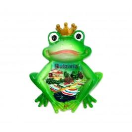 Декоративна фигурка с магнит във формата на жаба - България