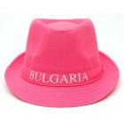 Бомбе с надпис България - розово
