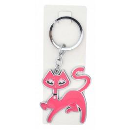 Ключодържател с фигурка - котка