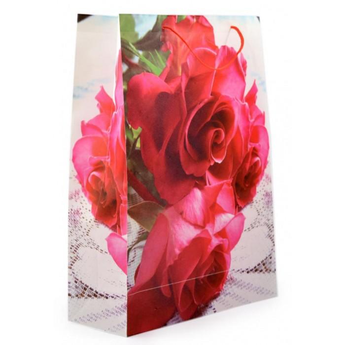 Подаръчна торбичка, изработена от PVC материал