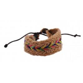 Красива плетена гривна