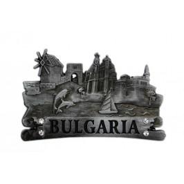 Метална фигурка с магнит - забележителности по Българското Черноморие