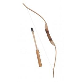 Сувенирен лък с три стрели в поставка