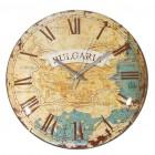 Сувенирен стенен часовник - диаметър 35см