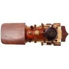 Сувенир от дърво - локомотив, ръчна изработка