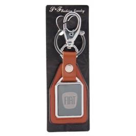 Автомобилен ключодържател с пластина - Fiat