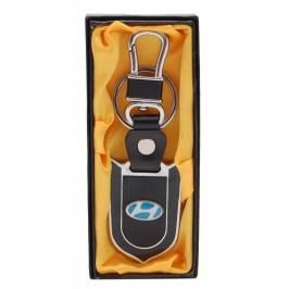 Стилен ключодържател с пластина - Hyundai